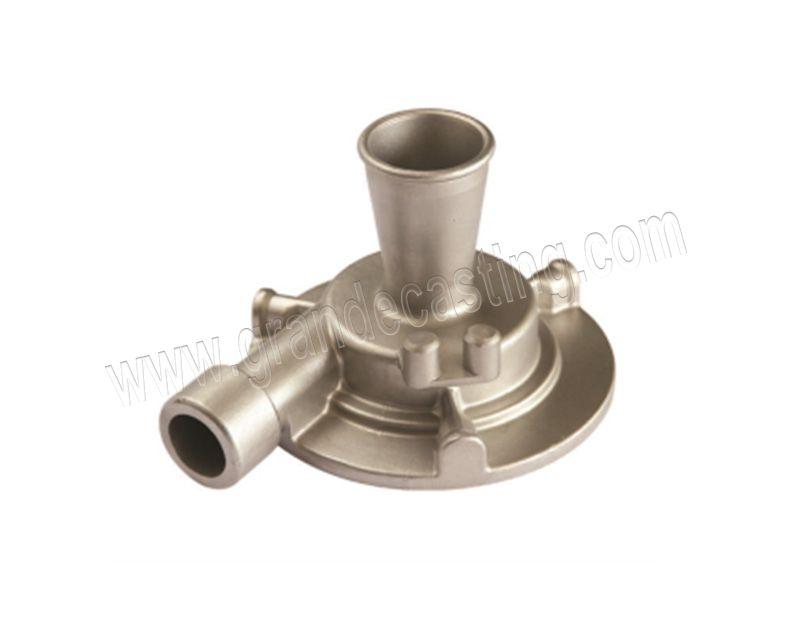 泵盖铸件1