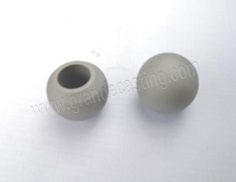 髋关节金属球头铸件